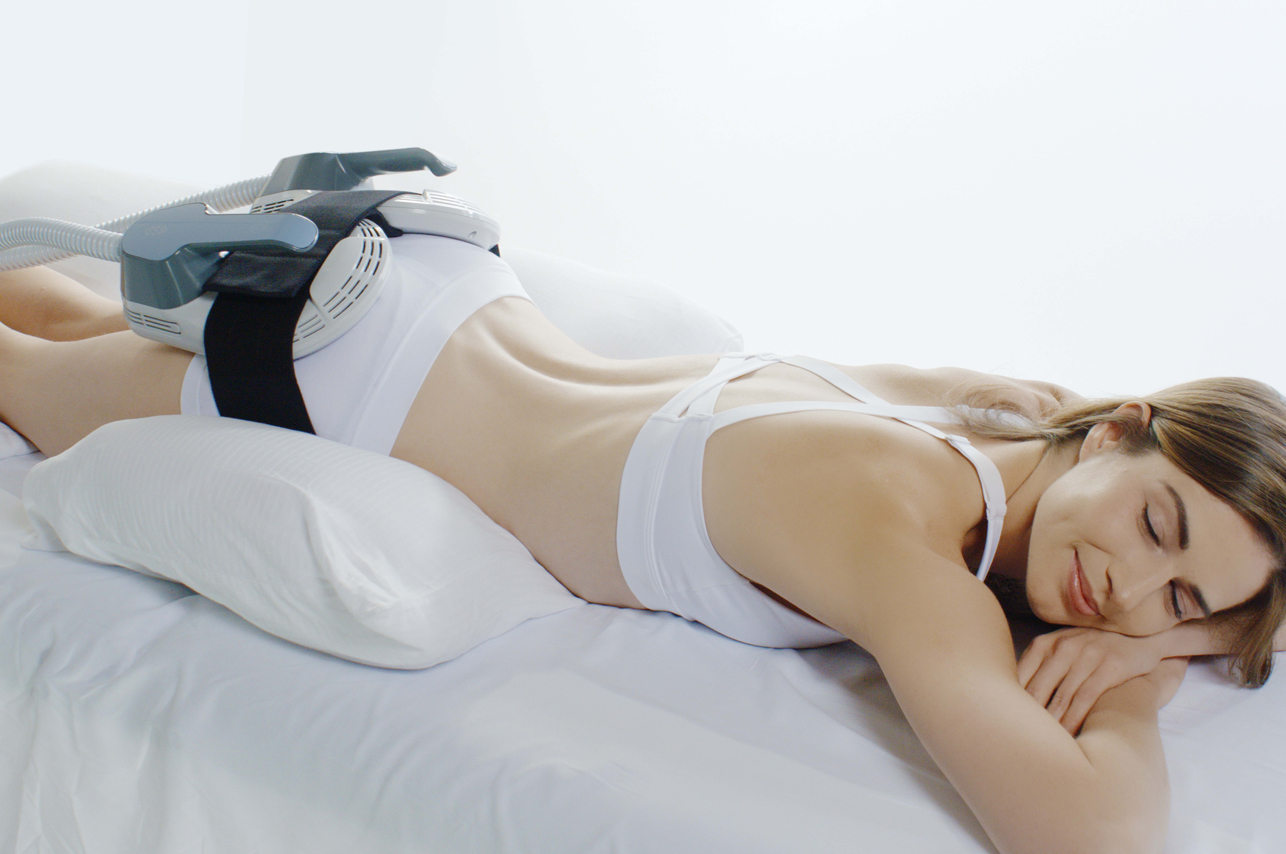 emsculpt buttock treatment