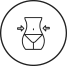 Surgical Body Treatment Icon