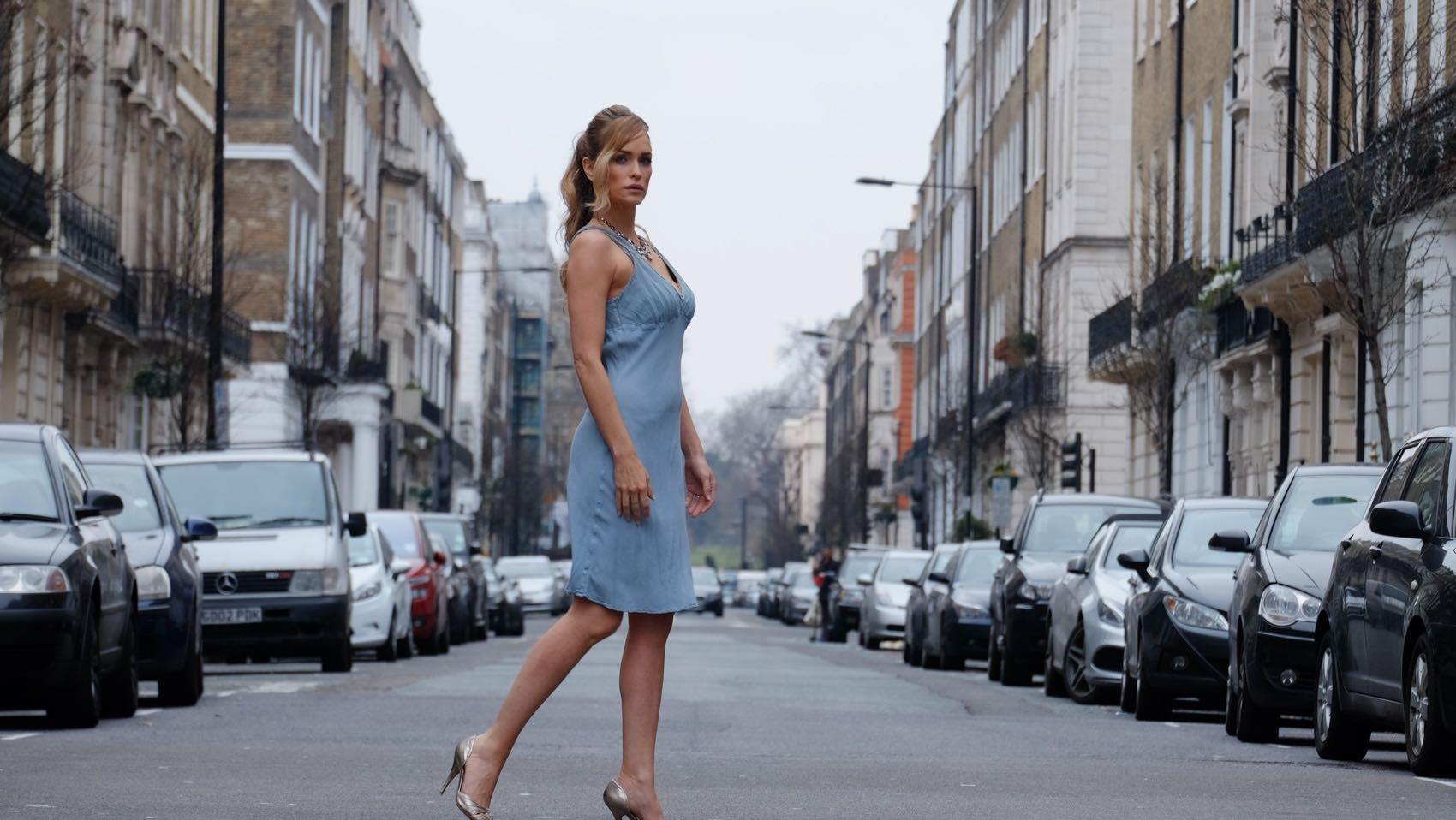 Model on of Harley Street London