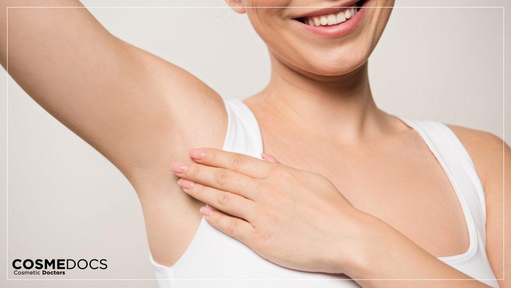 botox for underarm