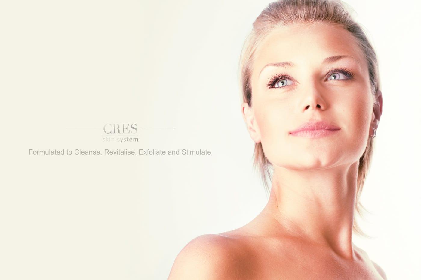 CRES System for complete Facial rejuvenation
