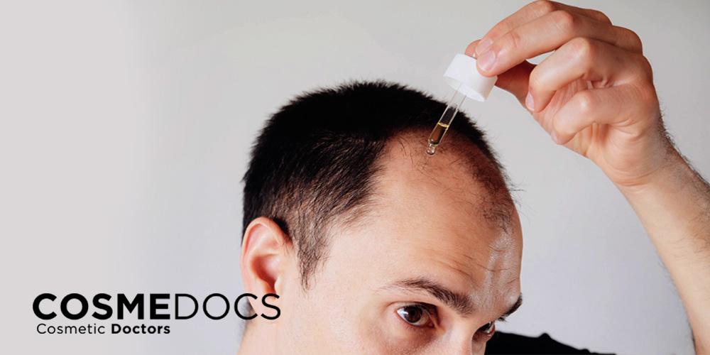 regrow hair with vitamins