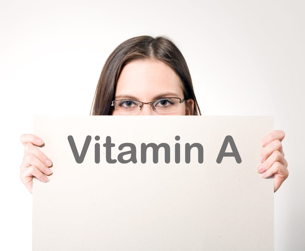 Vitamin A - Benefits on Skin
