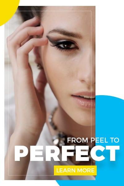 peel to reveal