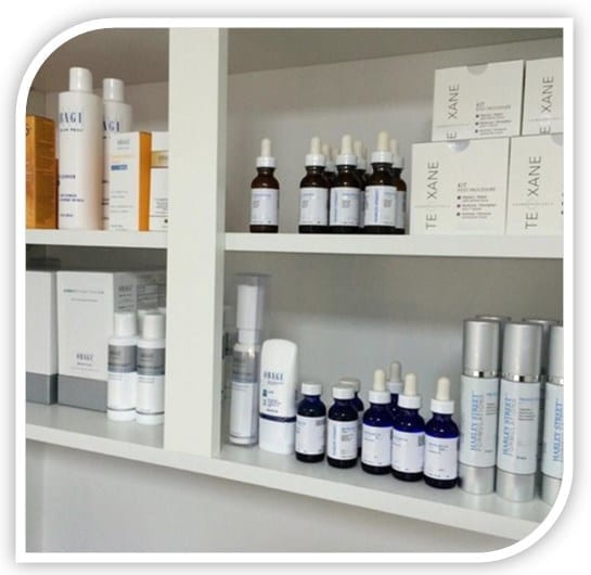 Harley Street Formulation Products Showcase