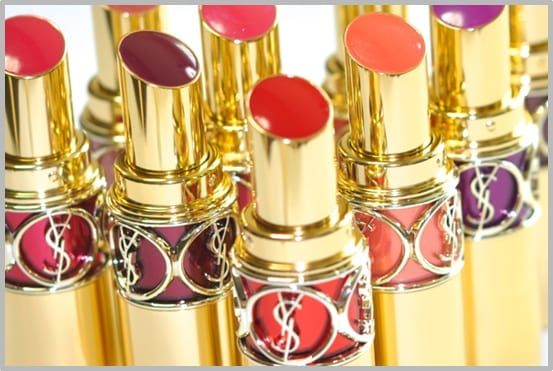 Rouge Volupte by Yves Saint Laurent Beauty