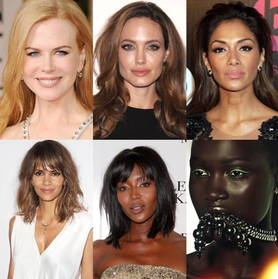 Celebrities Lips Makeup