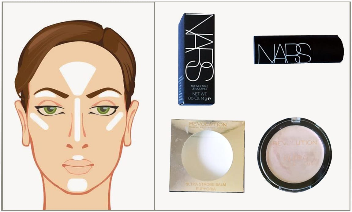 strobing cosmetic accessories
