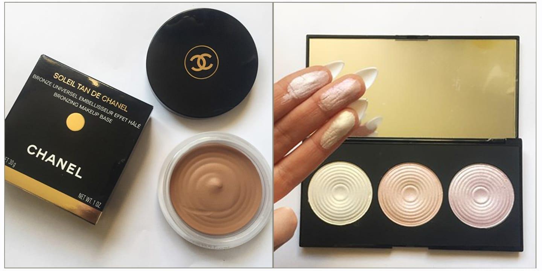 strobing makeup base