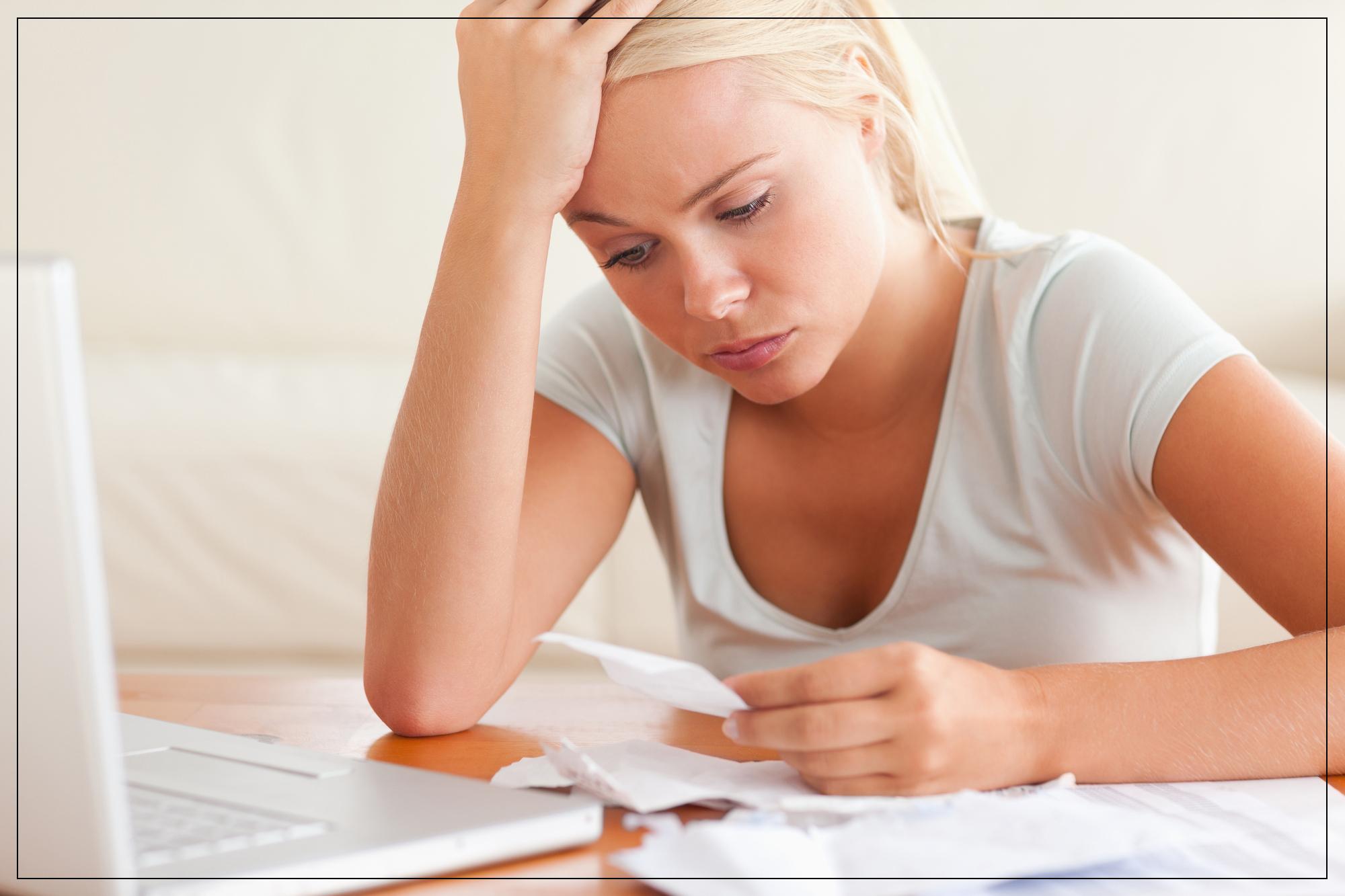 migraine lopsided effect