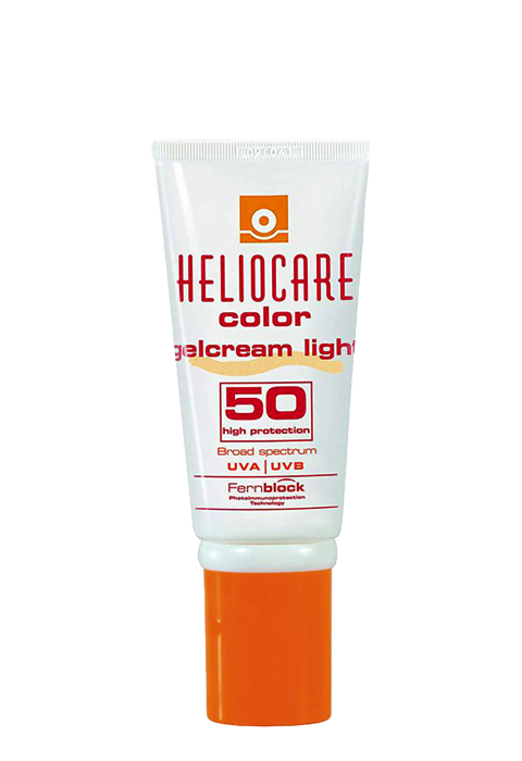 Heliocare SPF-50 light Color