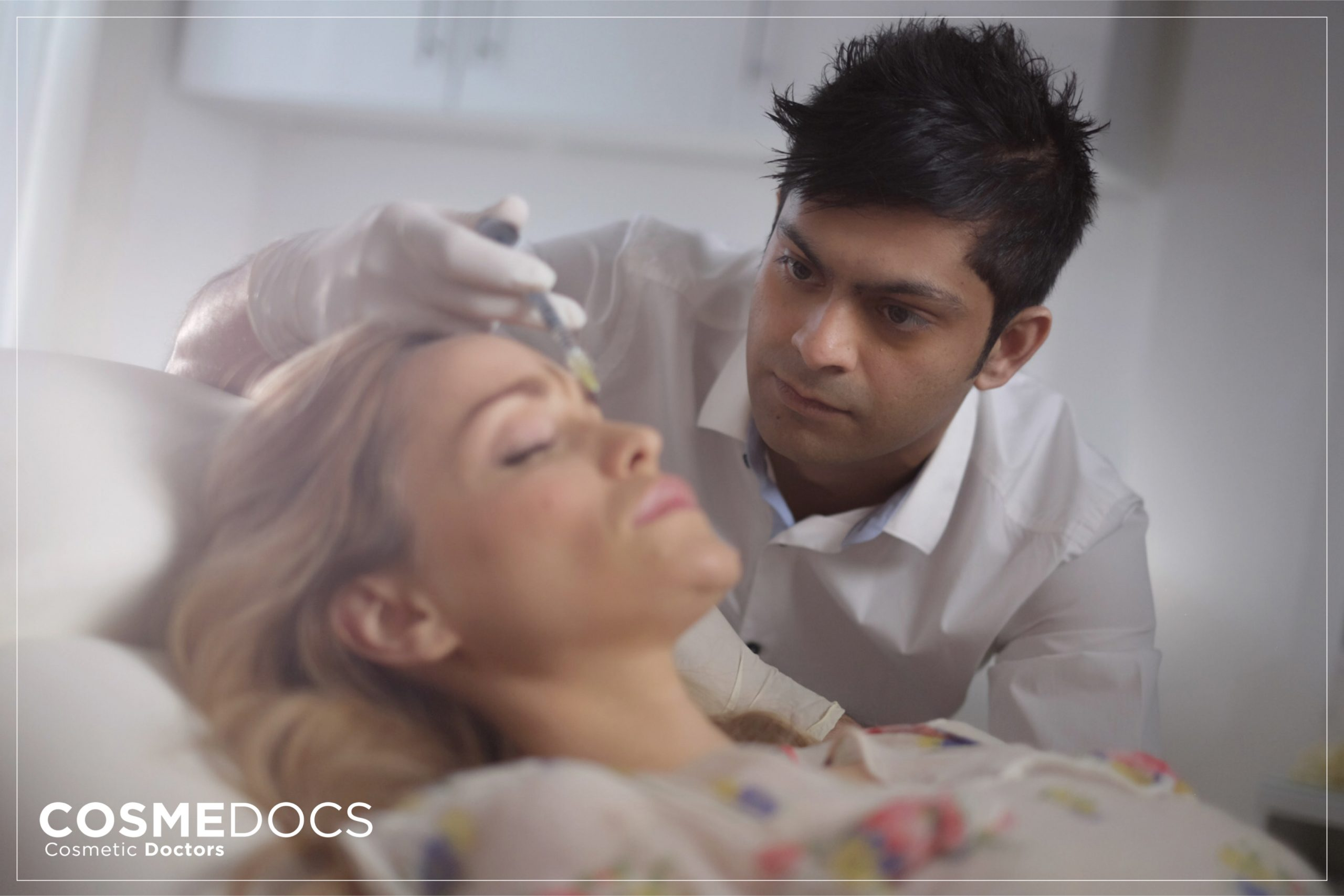 Non surgical nose job at CosmeDocs