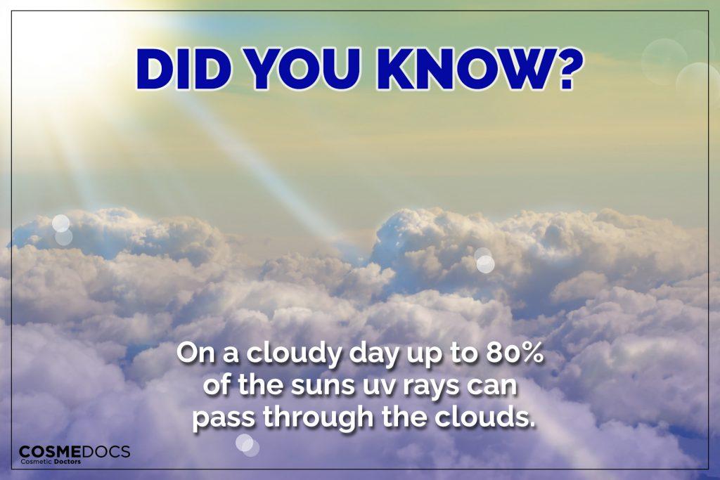 sun UV rays