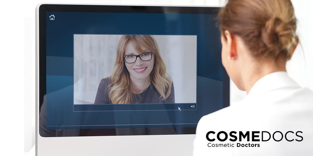 lip flip treatment for online meetings
