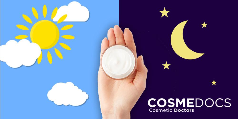 moisturizer day night